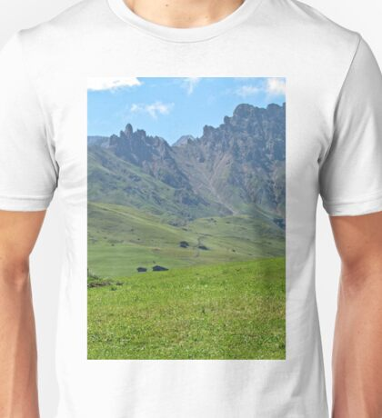 Green mountains (Italy)2 Unisex T-Shirt