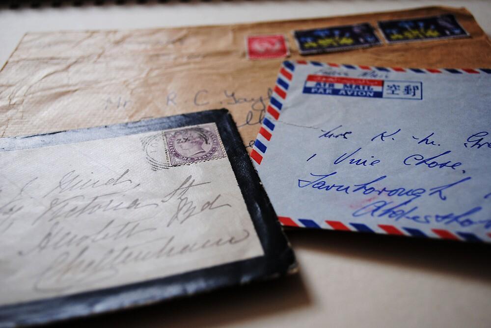 Postmarks by HideAndSeek