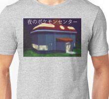 Night Pokémon center Unisex T-Shirt