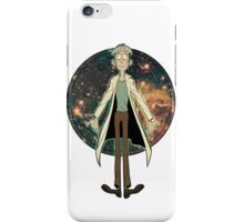 Doofus Rick (Starry Coin) iPhone Case/Skin