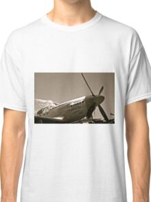 Tuskegee Airmen P51 Mustang Fighter Plane Classic T-Shirt