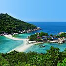 Nang Yuan, Thailand by Bruno Beach