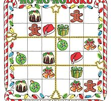 A Merry Christmas Sudoku by heatherjoy