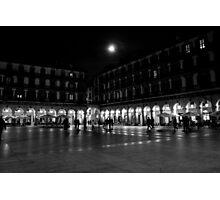 Plaza de la Constitucion, San Sebastian Photographic Print