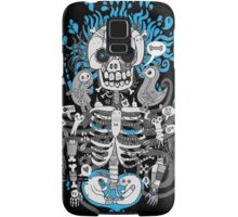 Skeleton Man Samsung Galaxy Case/Skin