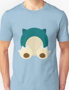Snorlax Pokedot T-Shirt