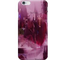Rescued By A Hero iPhone Case/Skin