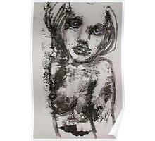Nude, Bernard Lacoque-19 Poster