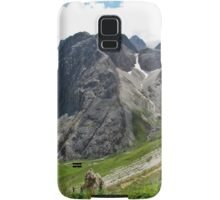 View from the top of a mountain 2 Samsung Galaxy Case/Skin