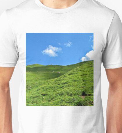 Alpine meadows Unisex T-Shirt