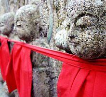 Buddhas by Matthew Pugh