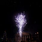 Fireworks on New Years Eve (2010) by Asanova