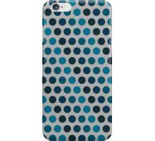 Pattern in circles iPhone Case/Skin