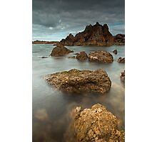 Morning at Church Rock Photographic Print