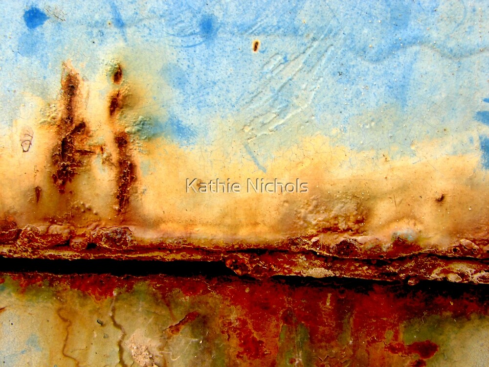 The Two Towers by Kathie Nichols