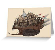 Mortal Engines: London Greeting Card
