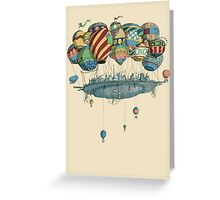 Mortal Engines: Airhaven Greeting Card