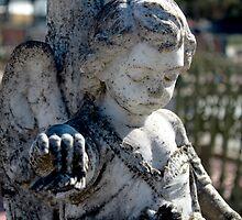 Watching over you - Barossa Angel by Caroline Hannessen