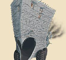 Mortal Engines: Murnau by Kirsty Mordaunt