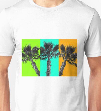 Tropical Palms  Unisex T-Shirt
