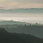 Piedmontese Landscape by Karen Havenaar