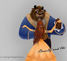 Beauty and the Beast by rahul-ru-ujjal