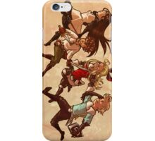 Brave Youngsters iPhone Case/Skin