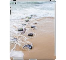 Serenity Retreating iPad Case/Skin