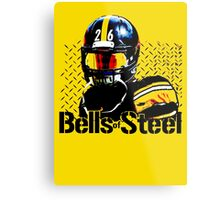 Bells of Steel Metal Print