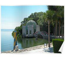 Vizcaya.................Miami. Poster