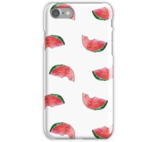 WATERMELONS ARE RAINING iPhone Case/Skin