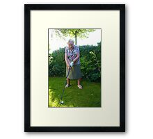 Fun for Kenspics Framed Print