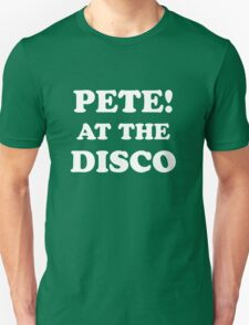 """Pete! At The Disco"" T-Shirt"
