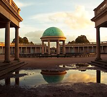 Eaton Park, Norwich by Alex Maciag