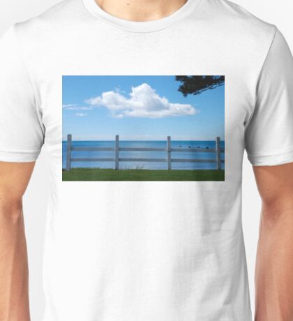 aeroplane cloud, penguin, tasmania Unisex T-Shirt