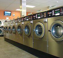 Public Laundry by Honario