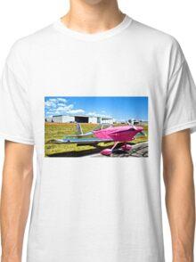 Pink Panther Aircraft Classic T-Shirt