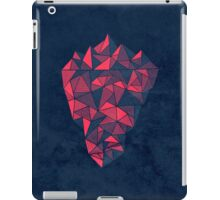 Geometric Iceberg iPad Case/Skin