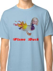Parks and Recreation Flame Duck Classic T-Shirt