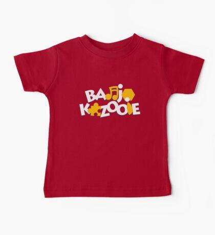 Bear & Bird - Red Baby Tee