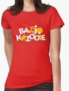 Bear & Bird - Red Womens Fitted T-Shirt