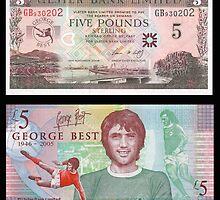 George Best by Robert Abraham