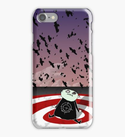 Cog sincerely wants to believe that a greater being cares about her personally iPhone Case/Skin