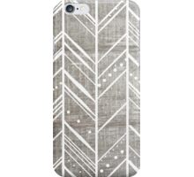 Patterned Wood iPhone Case/Skin