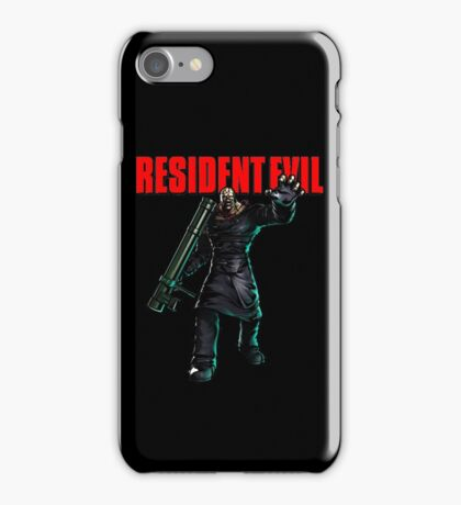 Resident Evil: Nemesis  iPhone Case/Skin