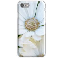 White Flowers... iPhone Case/Skin