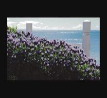 sun. sea. lavender Kids Tee
