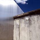The Berlin Wall by Tony Roddam