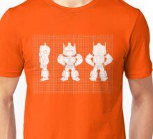 Optimus Schematic design Unisex T-Shirt