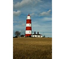 Happisburgh Lighthouse Photographic Print